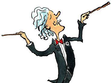 Soyez un dirigeant d'entreprise chef d'orchestre