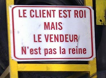 Les clients résonants