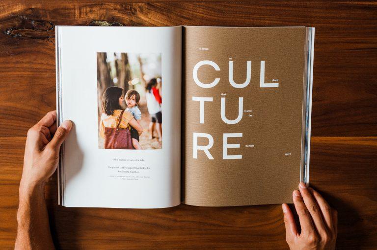 Oser la culture d'entreprise