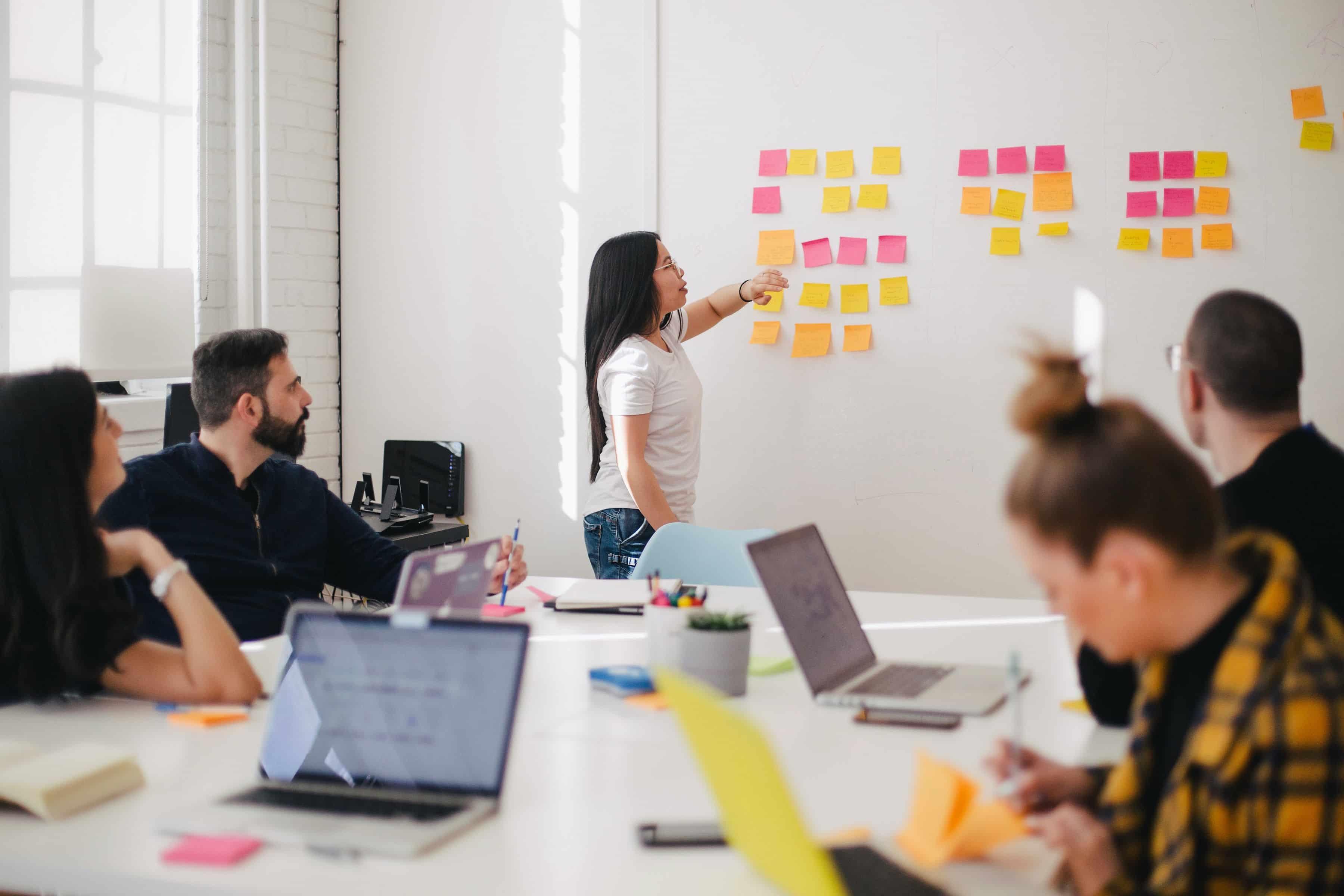 Séminaire de team building et culture d'entreprise